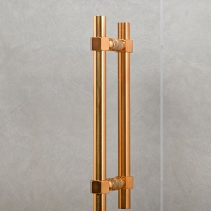 Adjustable Shower Door Pull